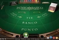 Игровые автоматы Punto Banco Pro Series